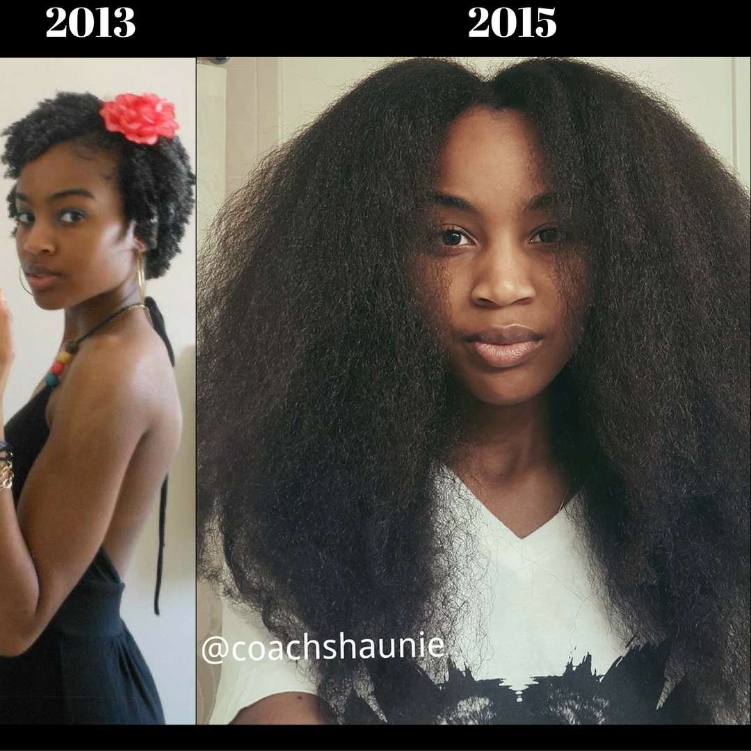 My Current Natural Hair Regimen Coach Shaunie
